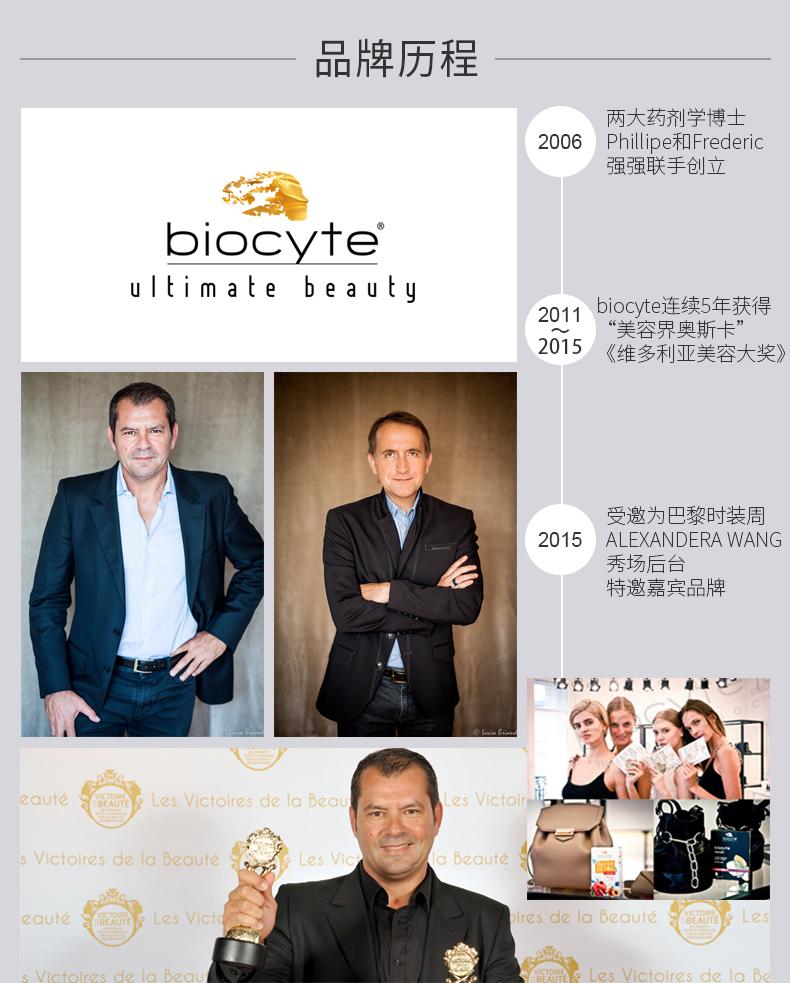 法国Biocyte抗糖丸抗衰老去皱纹口服护肤品提拉紧致纹官方正品 产品中心 第11张
