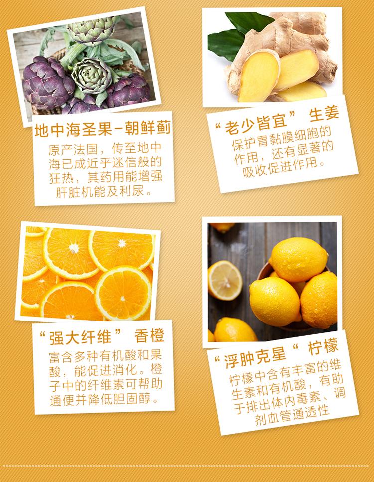 【6月30到期】法国Biocyte水果酵素果蔬纤维素清肝排毒全身养身 美体塑形 第8张