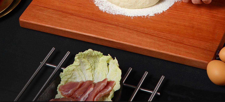 铁木子实木家用抗菌防霉木质切菜板