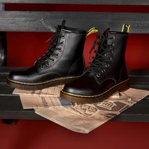 【618预售】【森马】英伦风马丁靴单靴子女鞋
