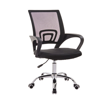 Computer chair office chair comfortable student dormitory chair swivel chair lift breathable mesh chair staff chair factory direct sales