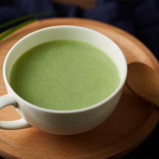 豆浆早餐速溶大麦若叶青汁豆浆营养