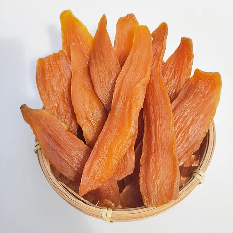 乡味红薯干原味无糖无油无添加广西番薯干农家自制现晒软糯地瓜片