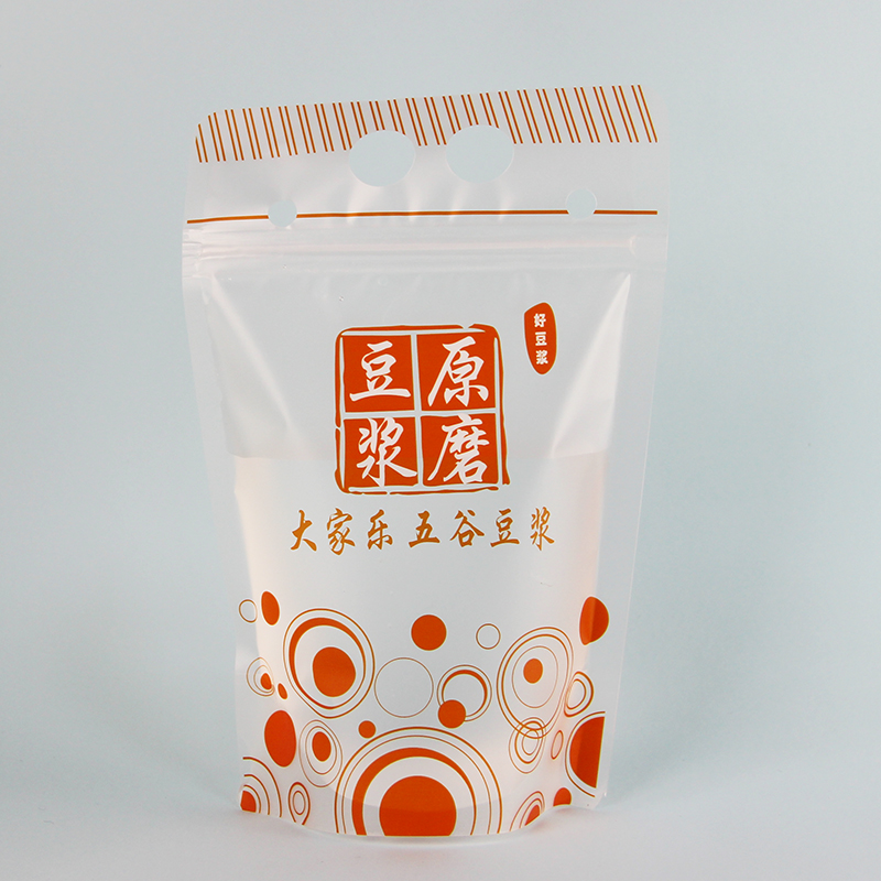 Orange Soymilk Original Mill 360ml