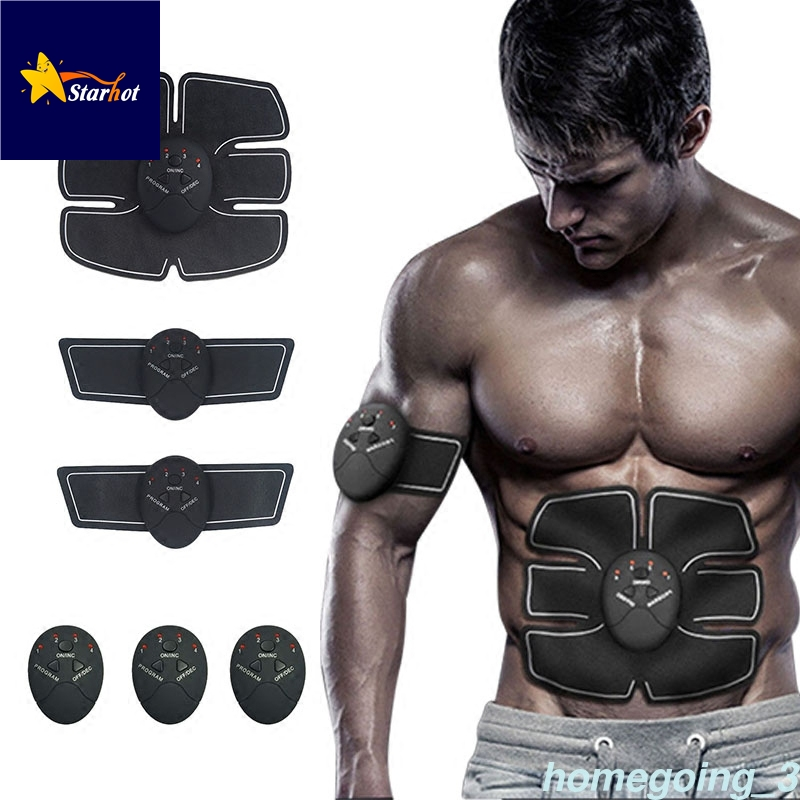 Mobile-Gym EMS Abs RC Abdominal Muscle Trainer Smart Fitness