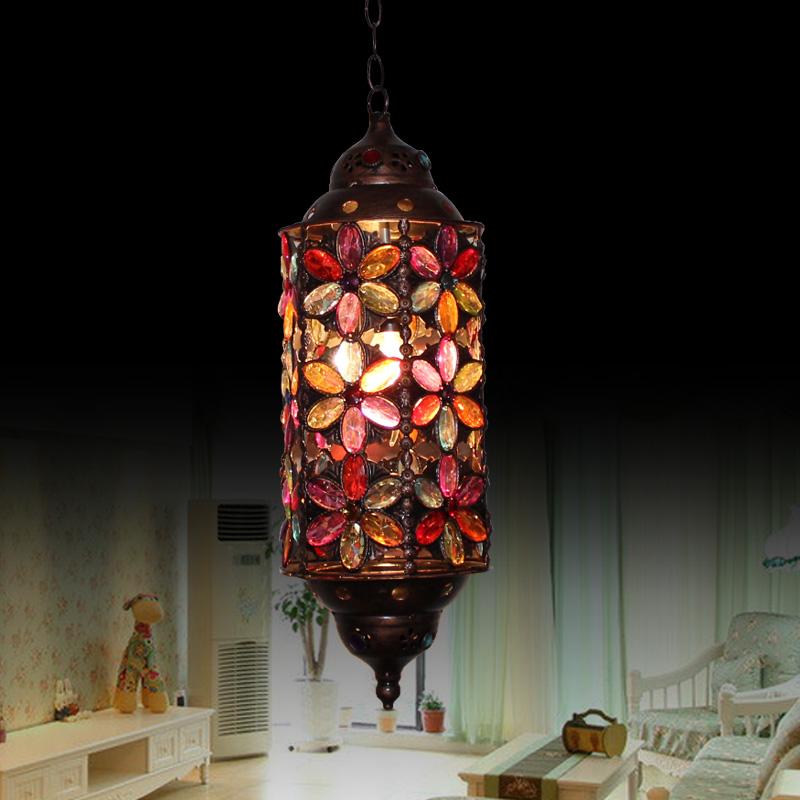 北欧主题咖啡地中海美式复古吊灯餐厅杏仁厨房衣帽间灯饰书房艺术