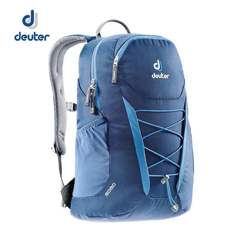 Deuter多特Gogo 25 L男女款旅游城市休闲通勤电脑双肩背包登山包