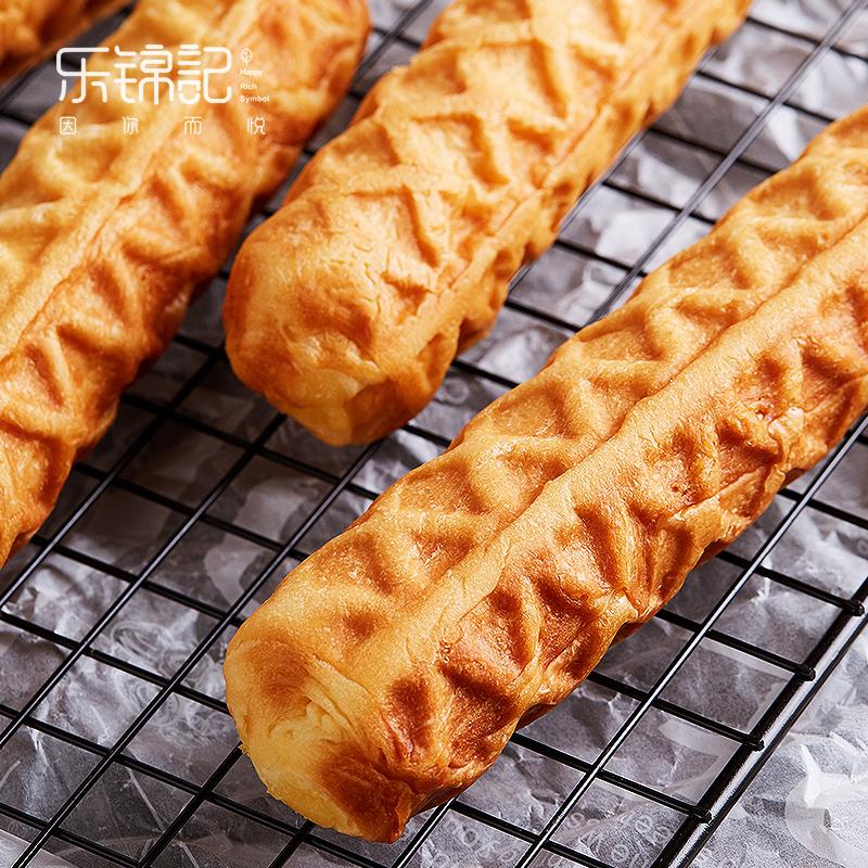乐锦记 夹心撕棒面包 700g 天猫优惠券折后¥26.8包邮(¥29.8-3)乳酪、肉丝可选