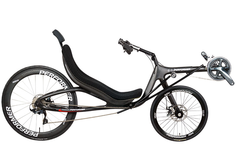 Performer Carbon Racer углерод лечь автомобиль