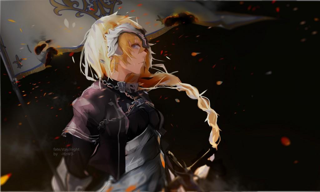 Fate/Apocrypha壁纸 漫画 热图5