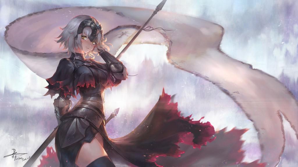 Fate/Apocrypha壁纸 漫画 热图12