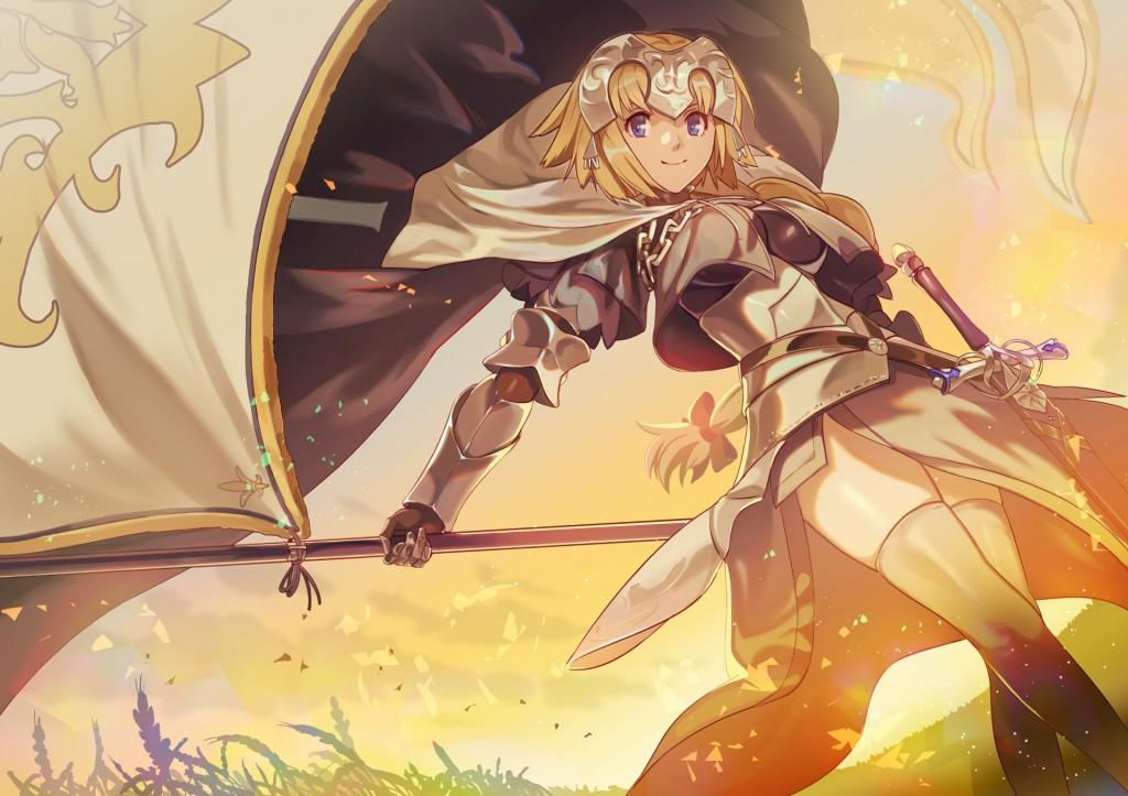 Fate/Apocrypha壁纸 漫画 热图13