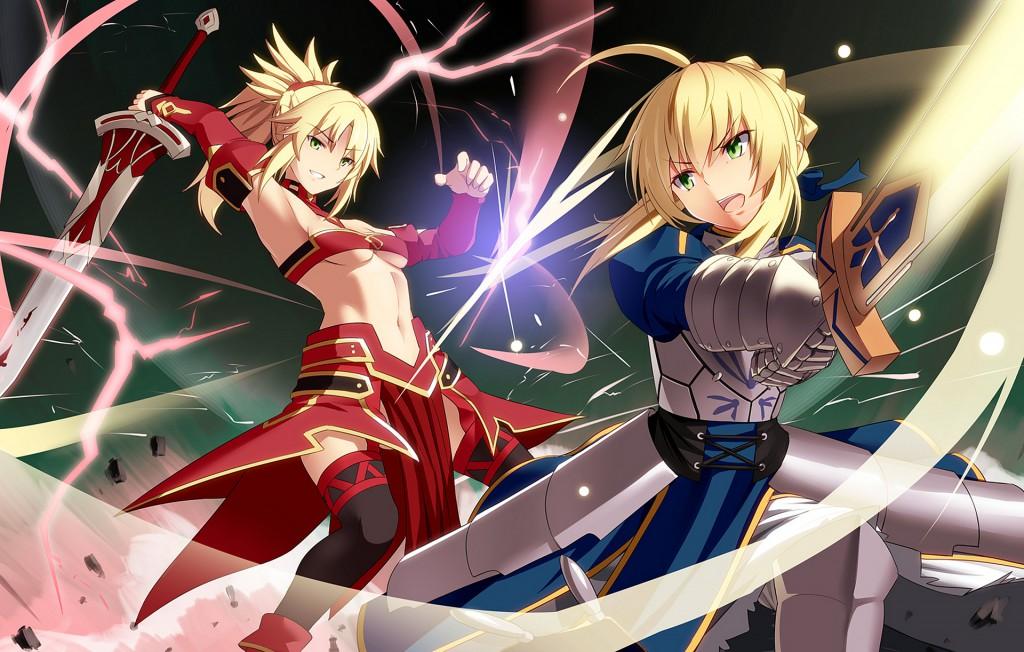 Fate/Apocrypha壁纸-九妖动漫网