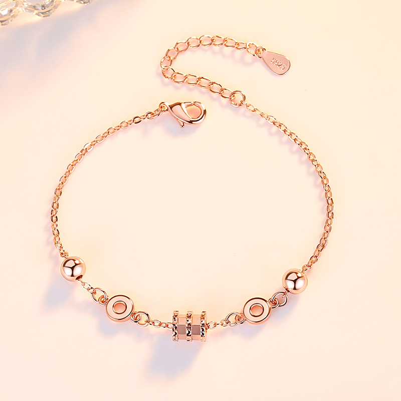 【晶之若】S925银小蛮腰手链