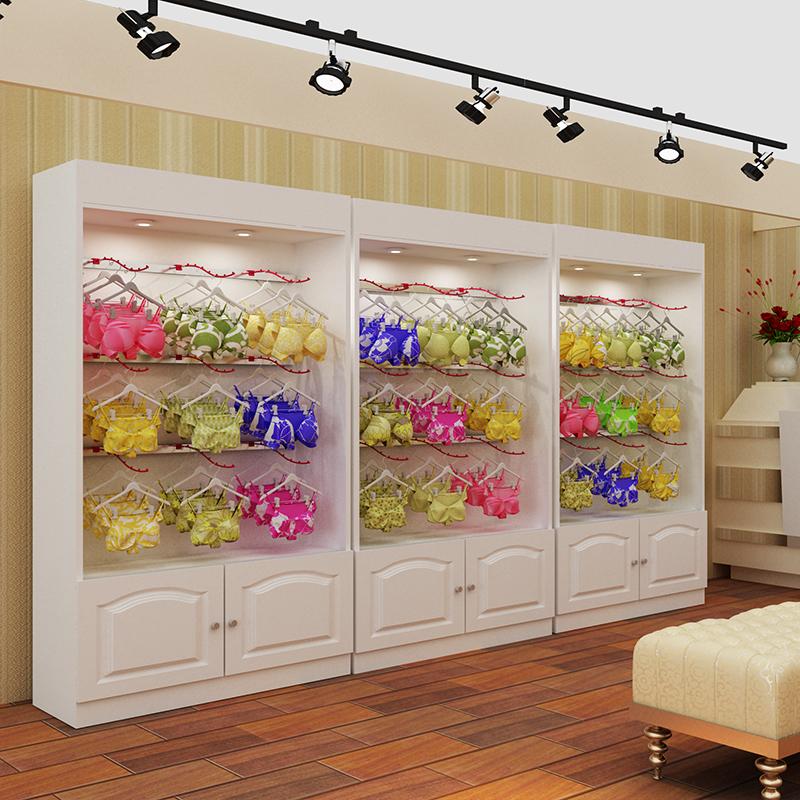 [USD 81.61] Lingerie Display Cabinets European Bra Panties