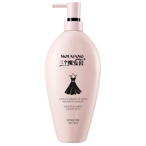 【三个魔法匠】小黑裙香氛洗发水500ml