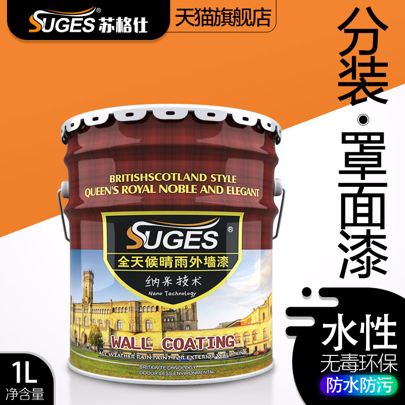 Suge Si C gloss topcoat Cultural stone protection agent suitable for all kinds of rough stone surface anti-fouling brand