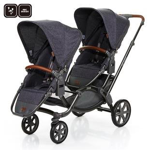 【ABC Design】双胞胎婴儿轻便推车