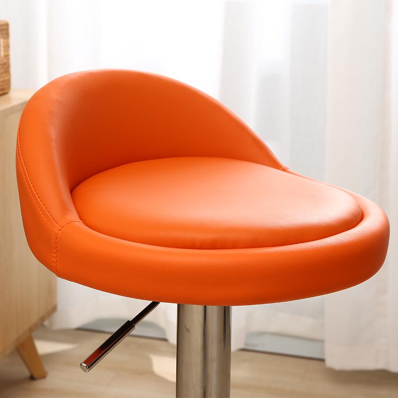 Барный стул Барный стул лифт вращающийся барный стул Нордический стойка регистрации кассир высокий табурет современный минималистский дом Железный табурет суб -
