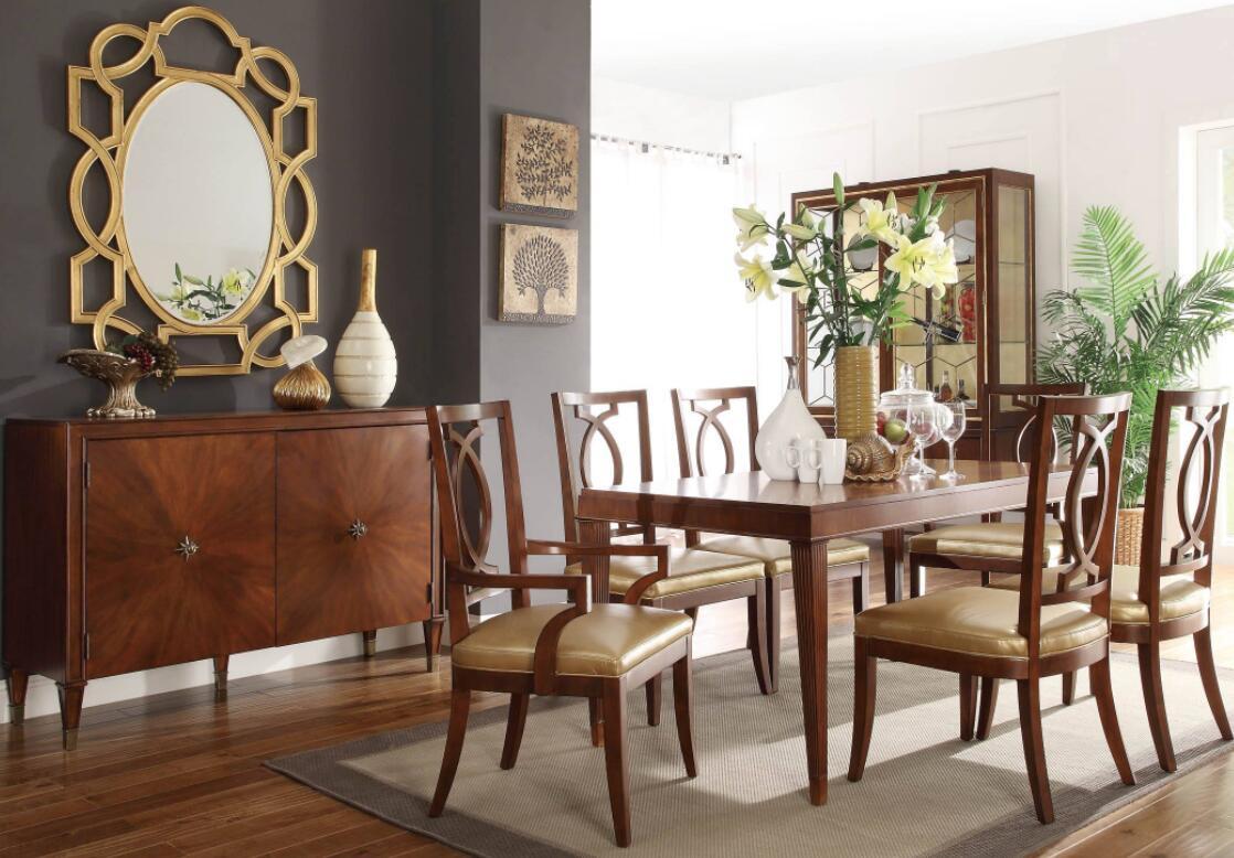 美式复古餐厅,选对装饰很重要!