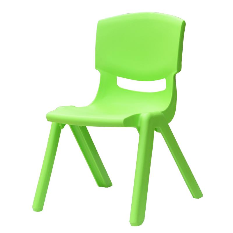 幼儿园儿童椅子宝宝靠背小板凳子塑料加厚防滑家用卡通坐椅小椅子