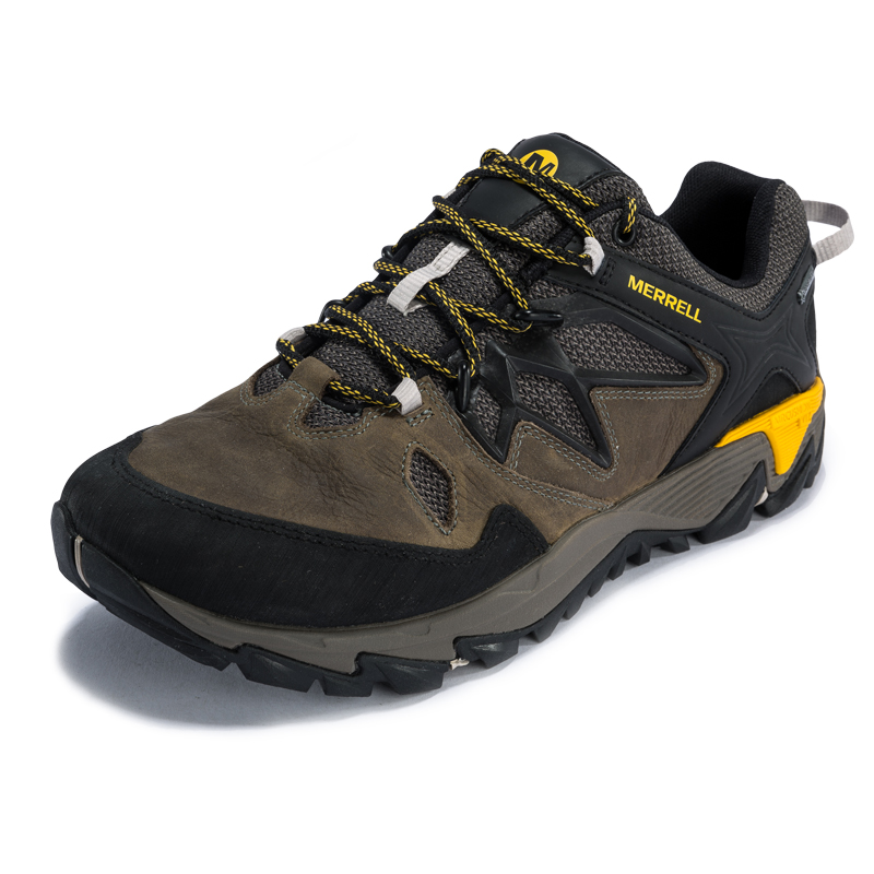 MERRELL Men's shoes GORE TEX light hiking shoes waterproof breathable cushioning J42429
