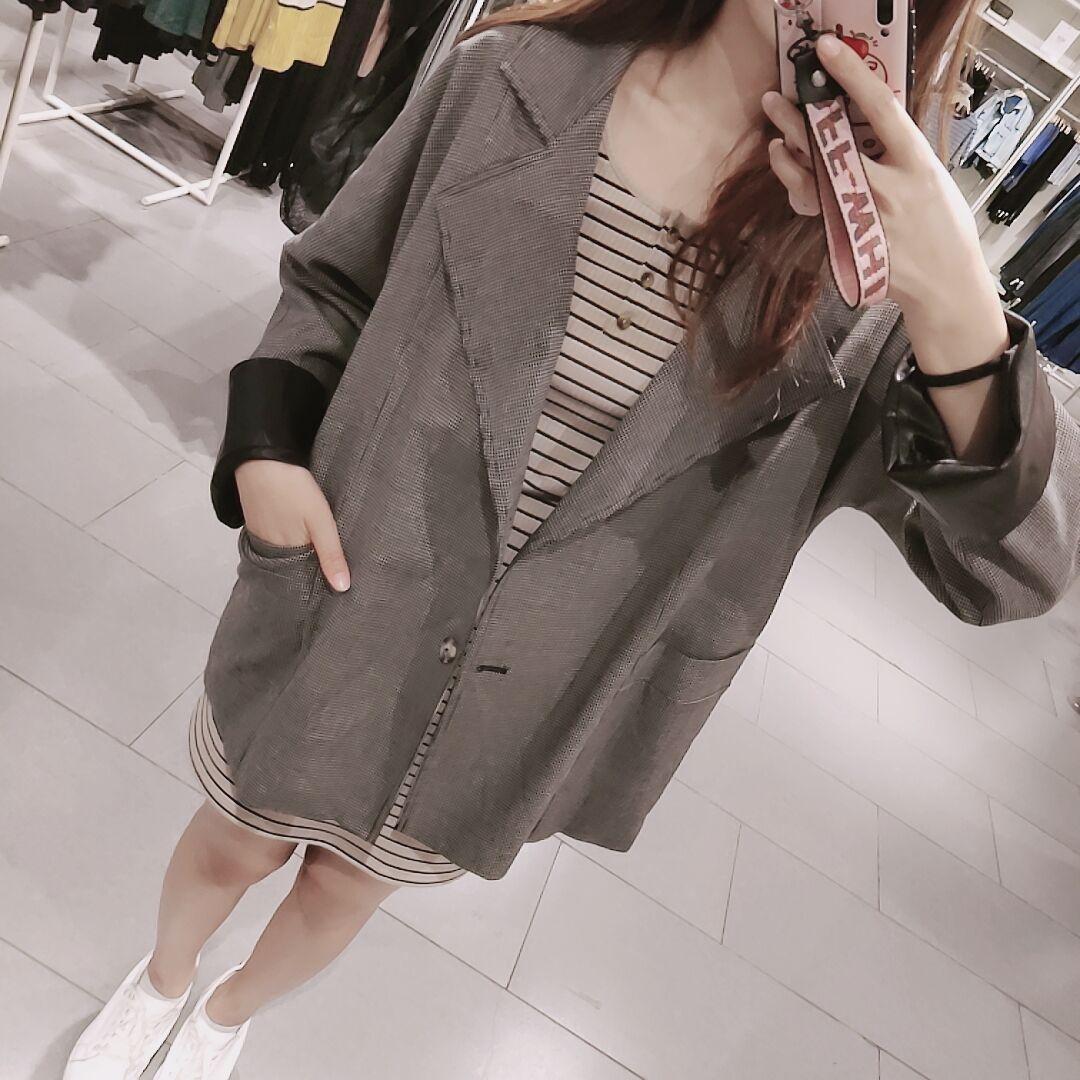 西装外套,舒适简洁百搭最Chill时尚13