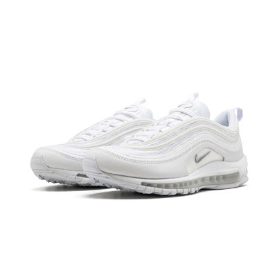5f2f3c92bd Nike Air Max 97 Nike White Bullet Full Palm Airpad Running Shoes 921826 101