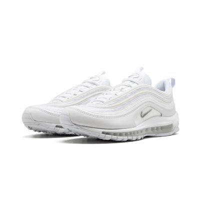 3d5924e500c1 Nike Air Max 97 Nike White Bullet Full Palm Airpad Running Shoes 921826 101