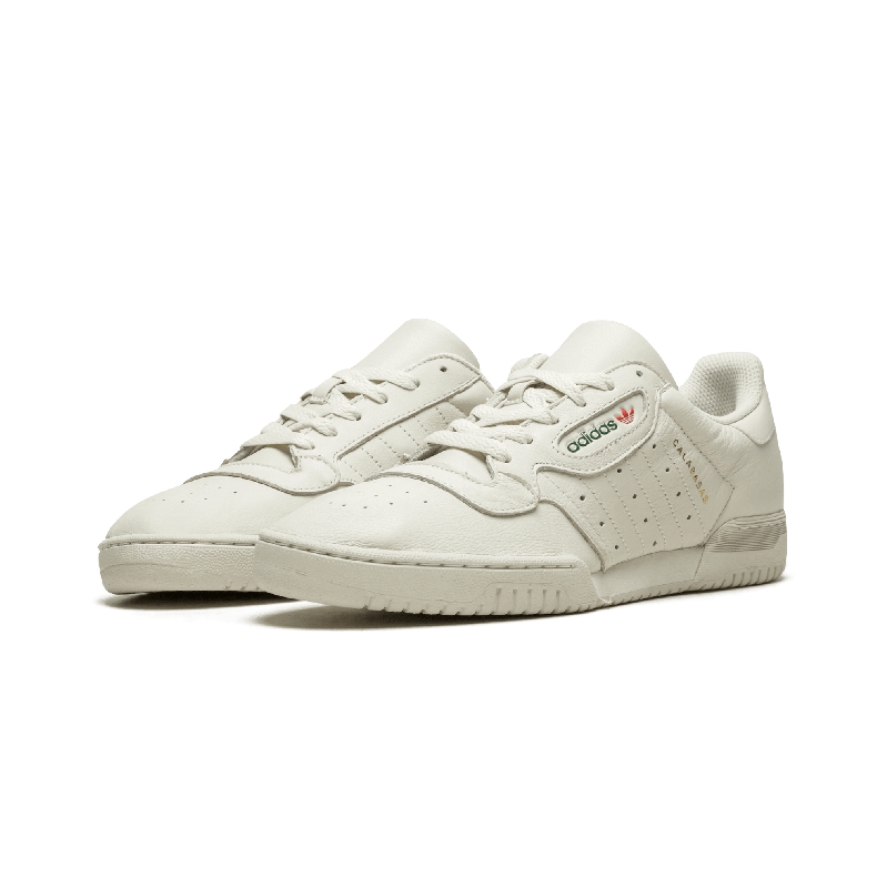 462f49d6e Adidas Yeezy Powerphase Calabasas Grandpa Coconut White Shoes White Green  Label CQ1693