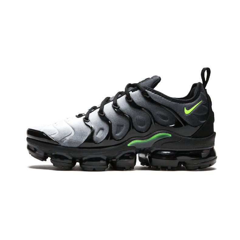 6e2a58fa1 ... Nike Air Vapormax Plus Nike Men s Shoes Black Atmosphere Pad Running  Shoes 924453 009 ...