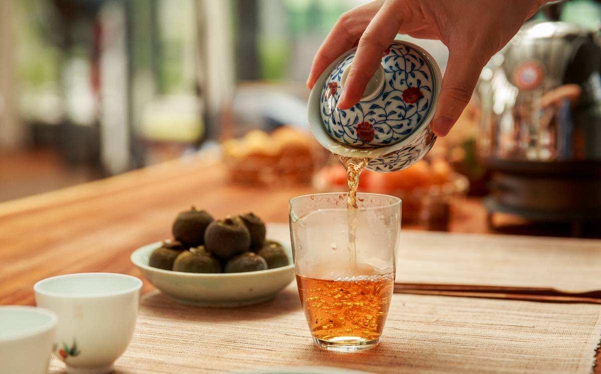 立秋过后,如何喝茶养生?