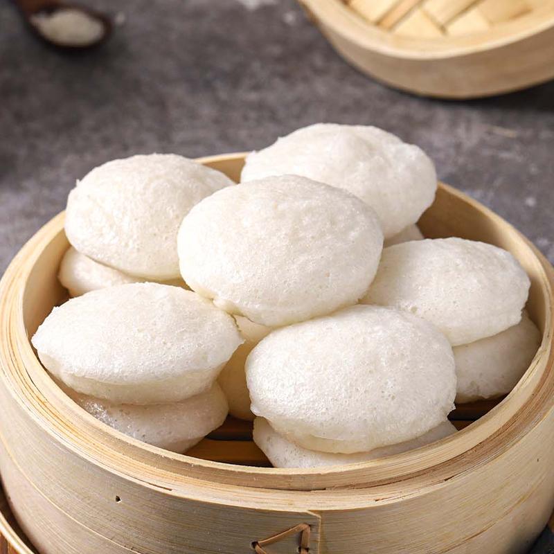 米糕发糕早餐酒酿米馒头特产全国传统小吃手工点心即食加热半成品