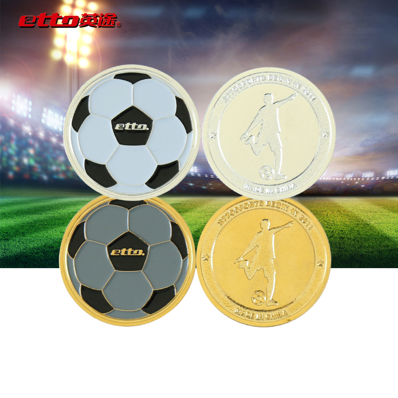 Etto Британский путь футбольного волейбола баскетбол обучение бросая устройство бросать устройство, чтобы выбрать монеты ESA900