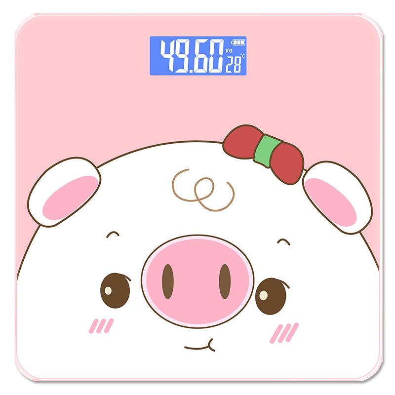 体重秤家用精准成人减肥称重电子秤
