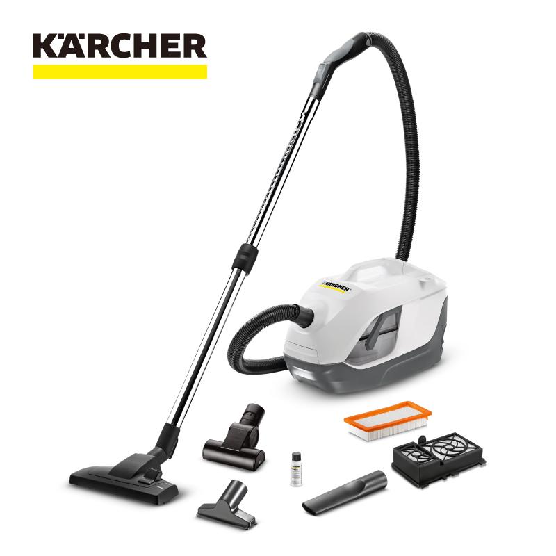 Karcher卡赫進口家用吸塵器強力靜音水過濾凈化除螨DS6000-DS5800