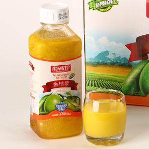 真味珍柠檬浆果汁饮料浓浆果汁原汁果浆柠檬原汁奶茶原料批发