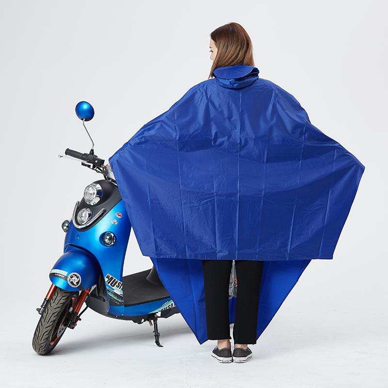 杭华电动车雨衣单人轻便电动车自行车雨衣单人轻薄广告雨衣_领取3元淘宝优惠券