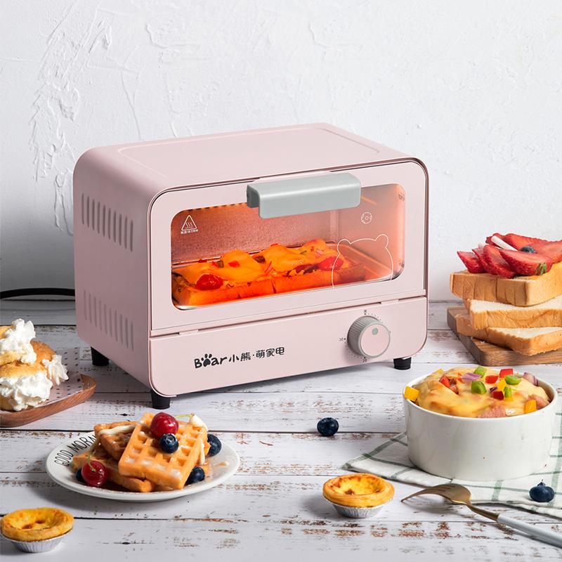 小熊 DKX-B06C1 多功能电烤箱 6L 天猫优惠券折后¥89包邮(¥169-80)