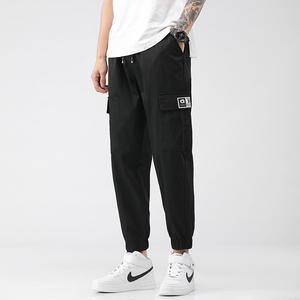 两件装【多款任选】夏季潮流工装裤
