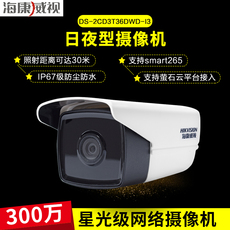 IP-камера HIKVISION DS-2CD3T36DWD-I3 300