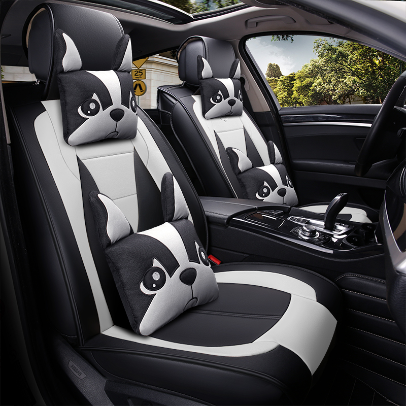 Usd 153 07 Car Seat Cover New Four Seasons Universal Female Cartoon