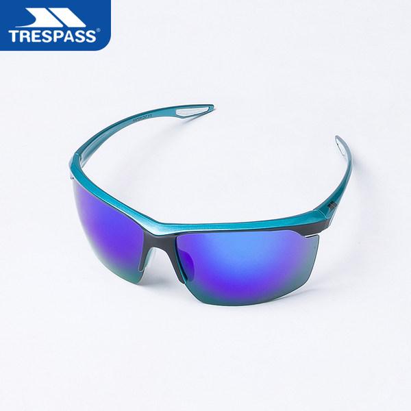 英国 TRESPASS DLX高端系列 中性款 户外偏光太阳镜 骑行太阳镜 优惠券折后¥88包邮(¥168-80)3款可选