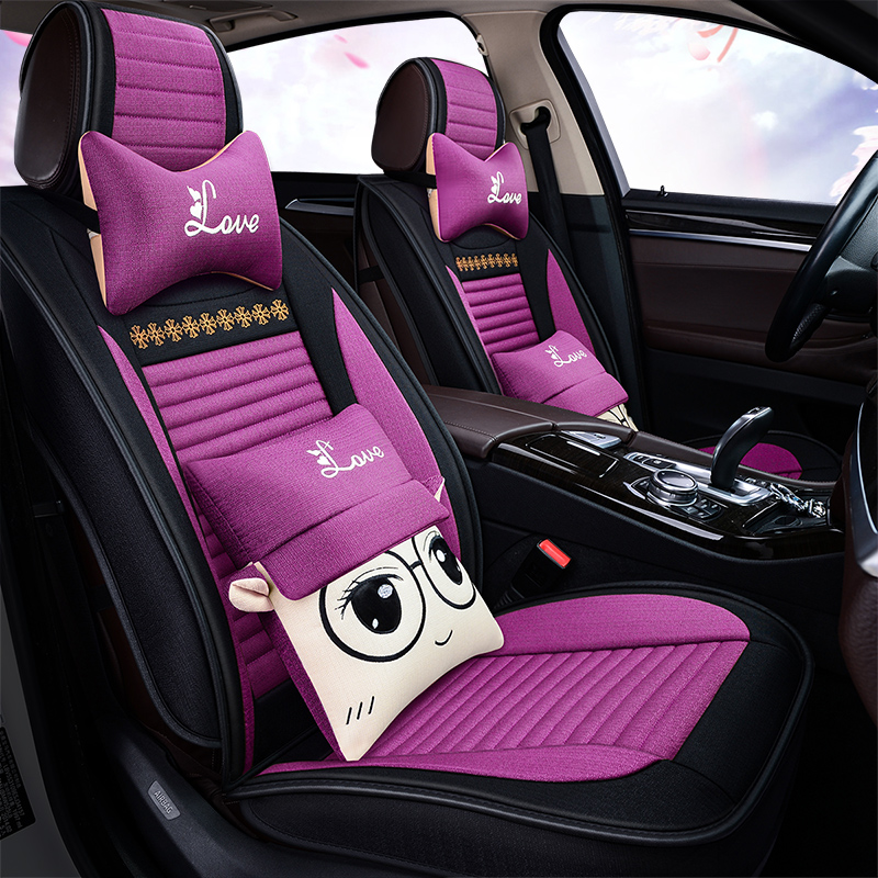 Car Seat Covers For Ford Focus Lady Four Seasons Universal All Inclusive