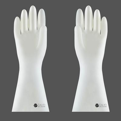 日本丁腈橡胶手套洗碗女家务加绒加厚家用厨房耐磨防水耐用洗衣服