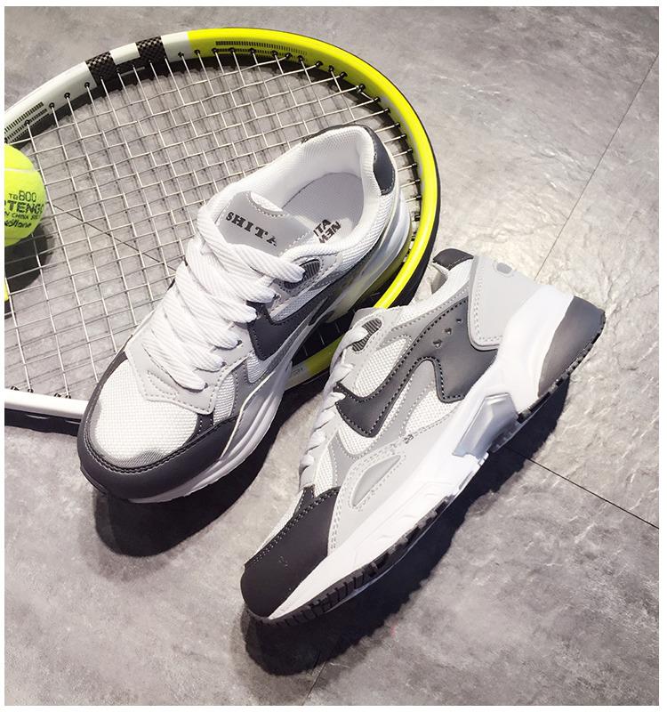 Chaussures de printemps femme en PU ronde sangles croisées, Modèles mélangées, Génoise, étanche - semelle caoutchouc - Ref 997991 Image 28