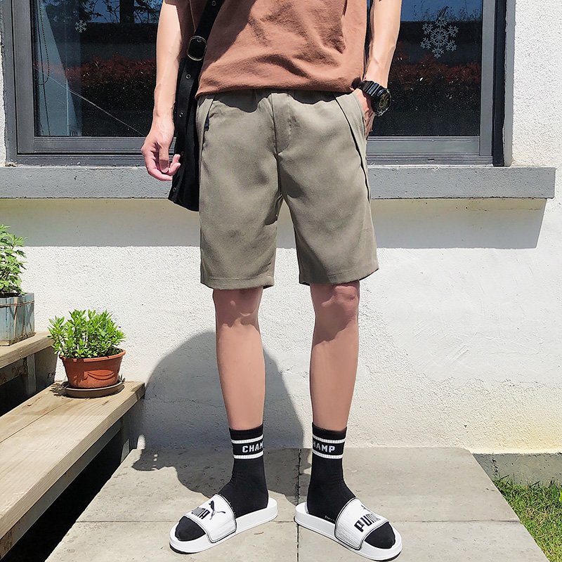 New Shorts For Men In Summer N...