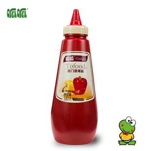 【呱呱】厦门甜辣酱瓶580g