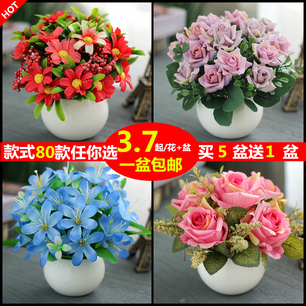 Usd 680 New Products Put On The Fake Flower Machine Dresser