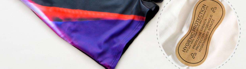 专业游泳衣女士学生遮肚保守大胸大码韩国温泉运动连体平角裤泳装35张
